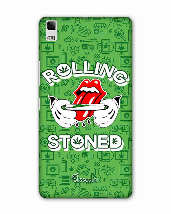 Rolling Stoned | Lenovo K3 Note Phone Case