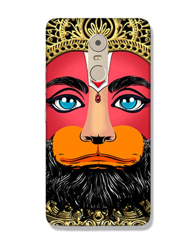 Lord Hanuman | Lenovo K6 Note Phone Case