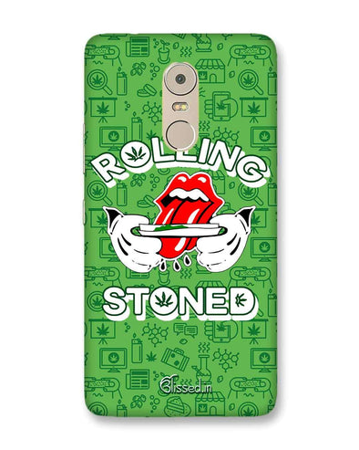 Rolling Stoned | Lenovo K6 Note Phone Case