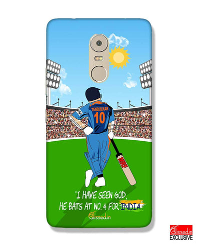 Tribute to Sachin | Lenovo K6 Note Phone Case