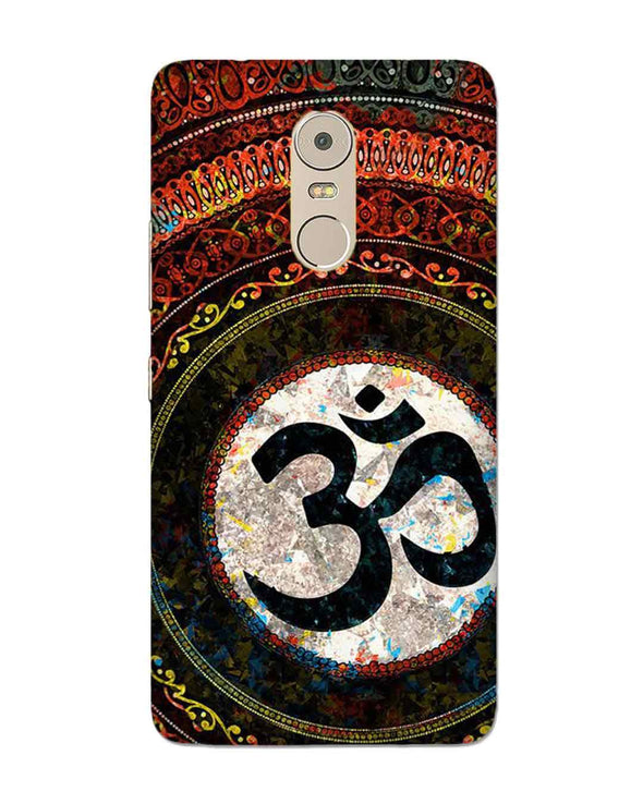 Om Mandala | Lenovo k6 Note Phone Case