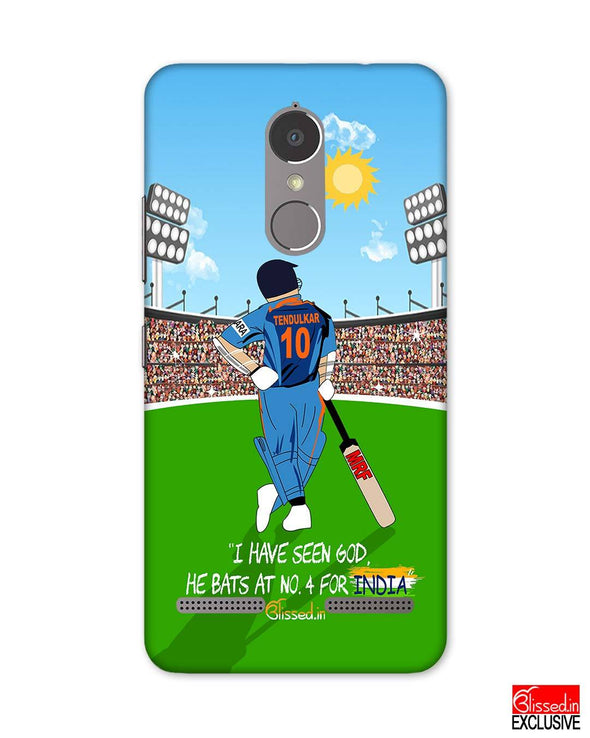 Tribute to Sachin | Lenovo K6 Power Phone Case