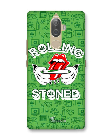 Rolling Stoned | Lenovo K8 Note Phone Case