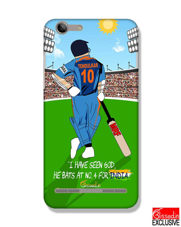 Tribute to Sachin | Lenovo Vibe K5 Plus Phone Case