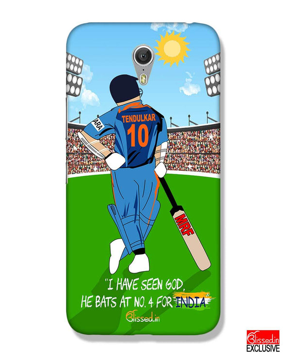 Tribute to Sachin | Lenovo Zuk Z1 Phone Case