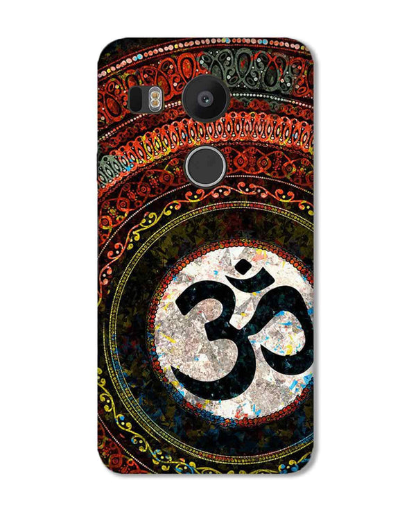 Om Mandala | LG Nexus 5x  Phone Case