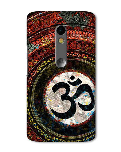Om Mandala | Moto X Play Phone Case