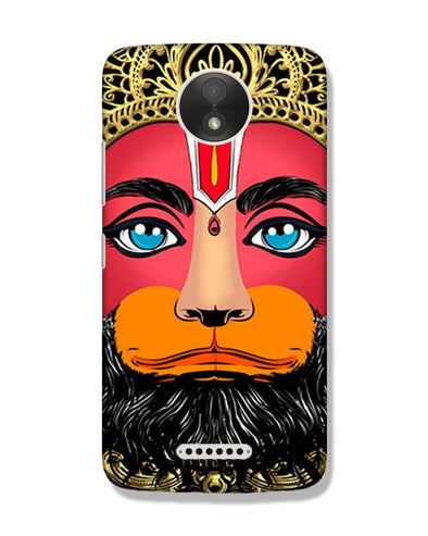 Lord Hanuman | Motorola Moto C Plus Phone Case