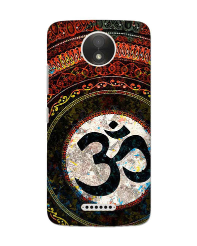 Om Mandala | Moto C Plus Phone Case