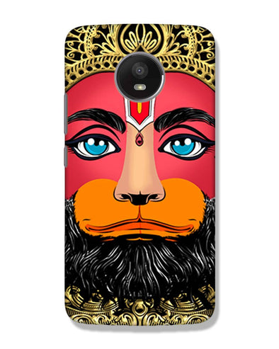 Lord Hanuman | Motorola Moto E4 Plus Phone Case