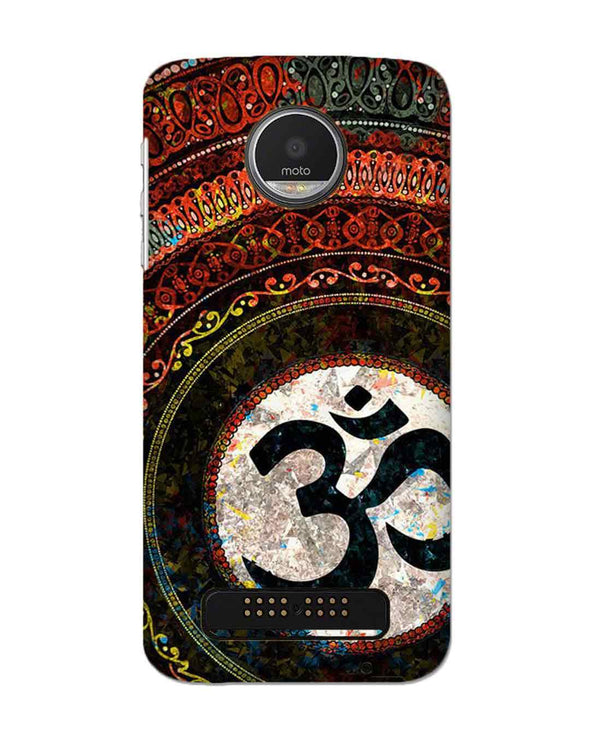 Om Mandala | Moto Z Play  Phone Case