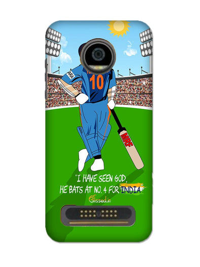 Tribute to Sachin | MOTO Z2 PLAY Phone Case