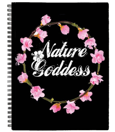 Nature Goddess notebook | Notebook