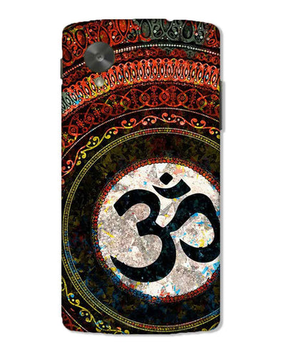 Om Mandala | Nexus 5 Phone Case