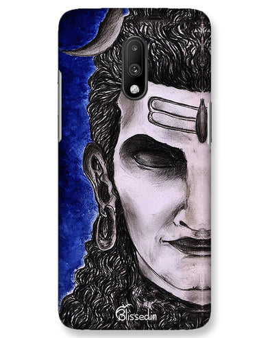 Meditating Shiva | One Plus 7 Phone case