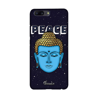 Peace of buddha | One Plus 5 Phone Case