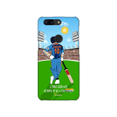 Tribute to Sachin | OnePlus 5t Phone Case