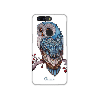 Blue Owl | OnePlus 5t Phone Case