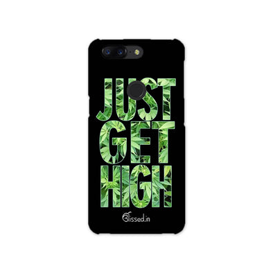 High | OnePlus 5t Phone Case