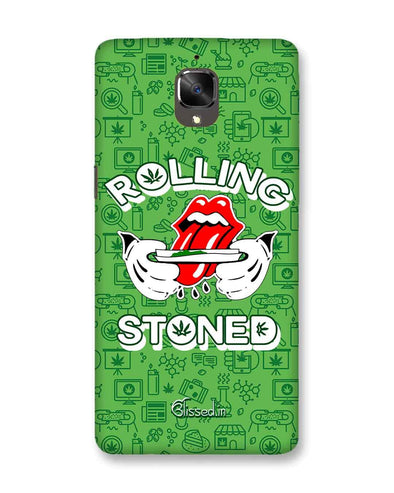 Rolling Stoned | OnePlus 3T Phone Case