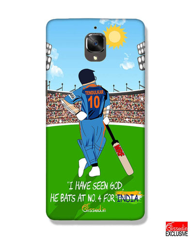 Tribute to Sachin | OnePlus 3T Phone Case