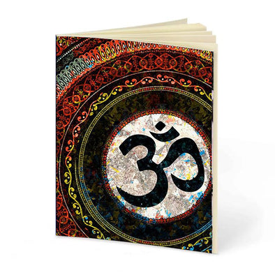 Aum Mandala | Notebook