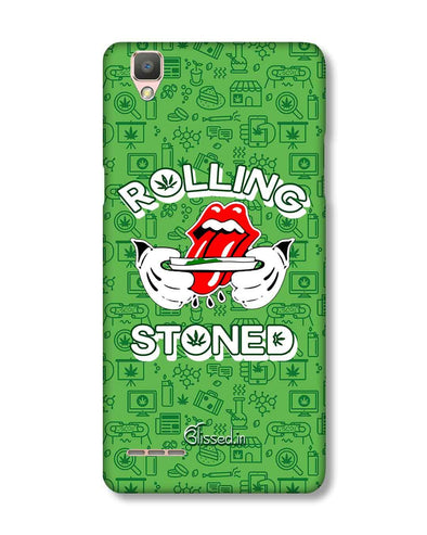 Rolling Stoned | Oppo F1  Phone Case