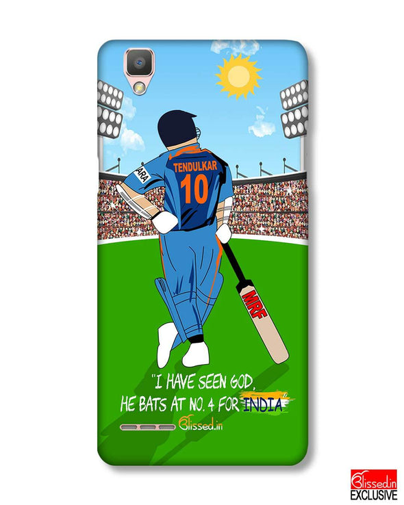 Tribute to Sachin | Oppo F1 Phone Case