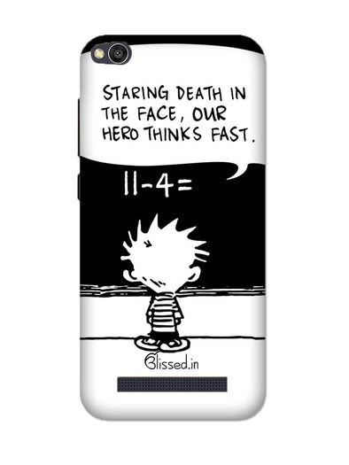 Hero Hobbes | Xiaomi Redmi 4A Phone Case