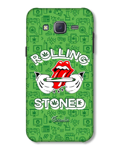 Rolling Stoned | Samsung Galaxy J5 Phone Case