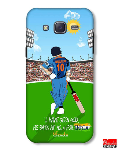 Tribute to Sachin | Samsung Galaxy J5 Phone Case