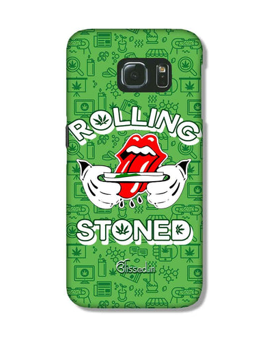 Rolling Stoned | Samsung Galaxy S6 Edge Phone Case
