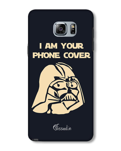 I AM - DARTH VADER |  Samsung note 5 phone cover
