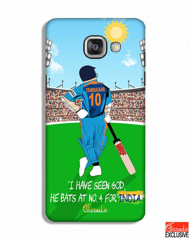 Tribute to Sachin | Samsung Galaxy A5 (2016) Phone Case