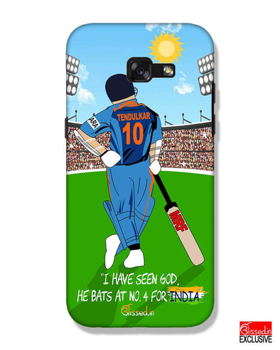 Tribute to Sachin | Samsung Galaxy A5 (2017) Phone Case