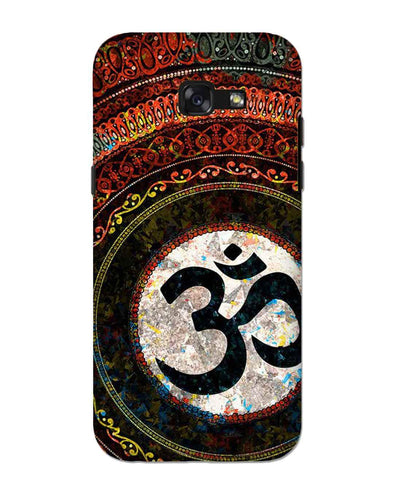Om Mandala | Samsung Galaxy A5 2017 Phone Case