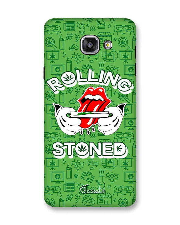 Rolling Stoned | Samsung Galaxy A7 2016 Phone Case