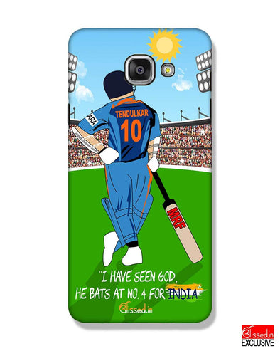 Tribute to Sachin | Samsung Galaxy A7 (2017) Phone Case