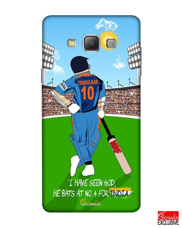 Tribute to Sachin | Samsung Galaxy A7 Phone Case