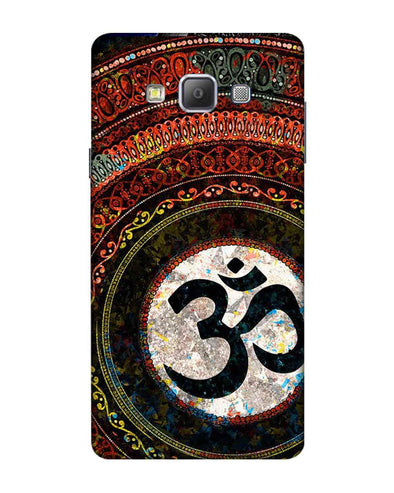Om Mandala | Samsung Galaxy A7 Phone Case