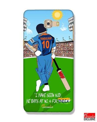 Tribute to Sachin | Samsung Galaxy C7 Pro Phone Case