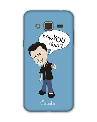 How you doing | Samsung Galaxy J3 Phone Case