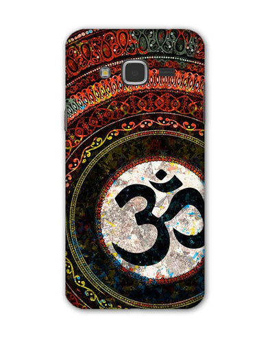 Om Mandala | Samsung Galaxy J3 Phone Case