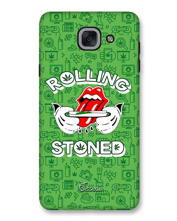 Rolling Stoned | Samsung Galaxy J7 Max Phone Case