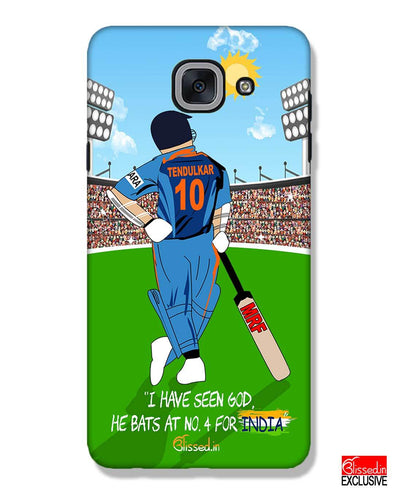 Tribute to Sachin | Samsung Galaxy J7 Max Phone Case