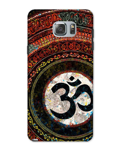 Om Mandala | Samsung Galaxy Note 5 Phone Case