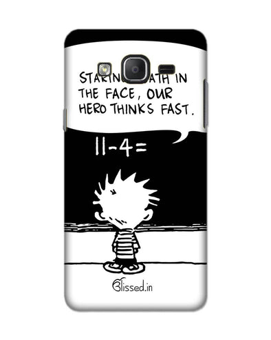Hero Hobbes | SAMSUNG ON 5 PRO Phone Case