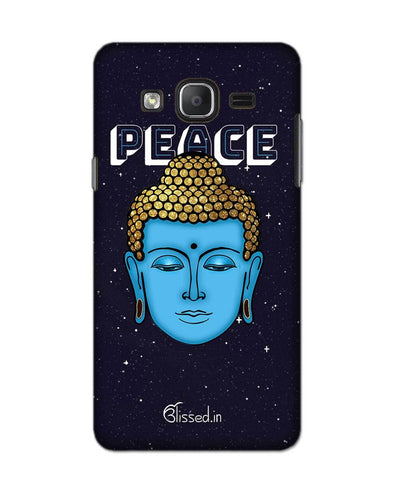 Peace of buddha | SAMSUNG ON 5 PRO Phone Case