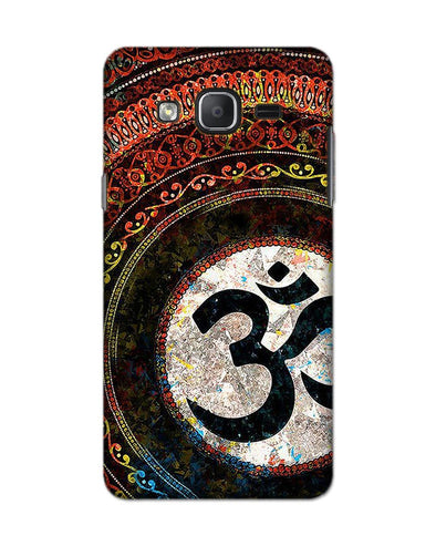 Om Mandala | SAMSUNG ON 5 PRO Phone Case