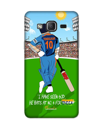 Tribute to Sachin | SAMSUNG ON 5 PRO Phone Case